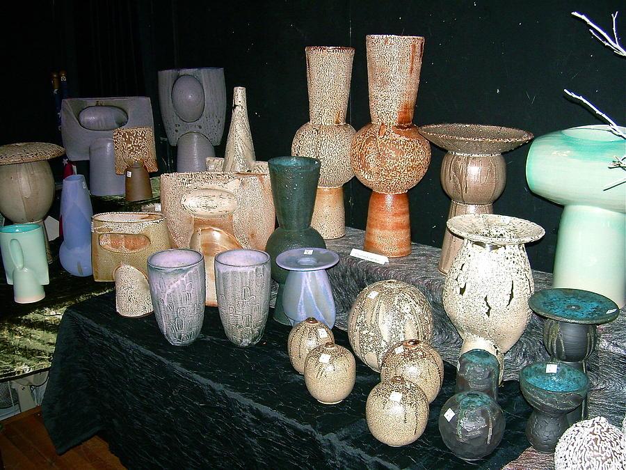 Ceramic Show by Joseph Litzinger