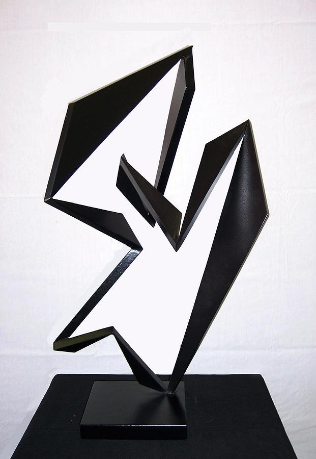 Sculpture Sculpture - Cha Cha Cha by John Neumann