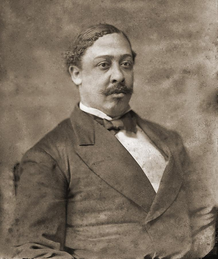 History Photograph - Charles Edmund Nash 1844-1913, African by Everett