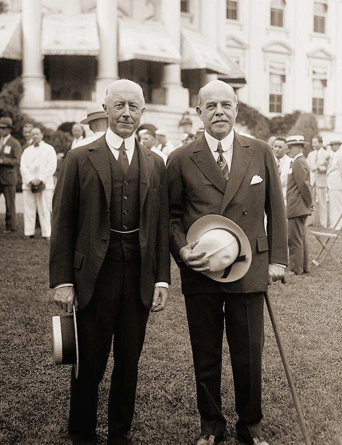 History Photograph - Charles Francis Adams IIi 1866-1954 by Everett