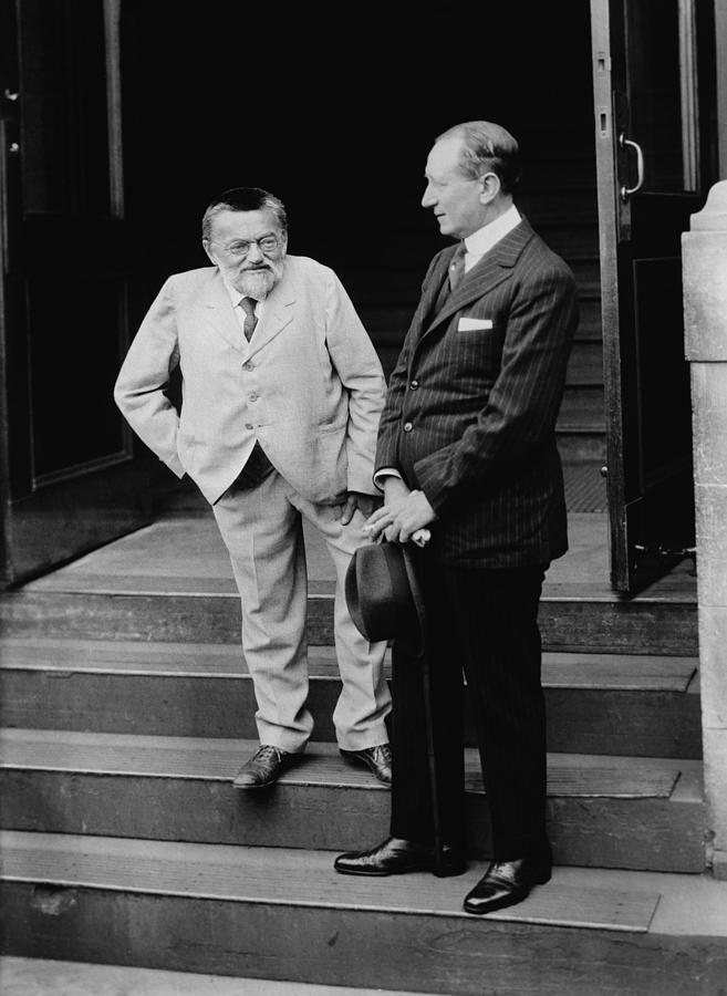 History Photograph - Charles Steinmetz 1865 � 1923 by Everett