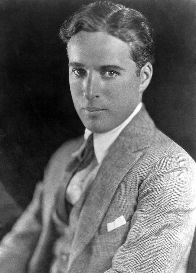 1910s Photograph - Charlie Chaplin, Ca. 1910s by Everett