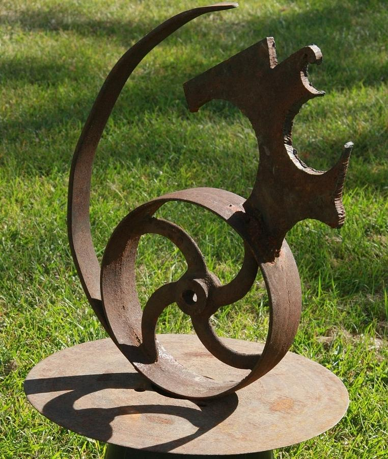 Sculpture Sculpture - Chasing by Ellery Russell