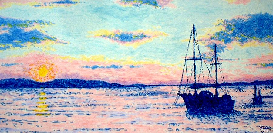 Chatham Painting - Chatham by Ben Leary