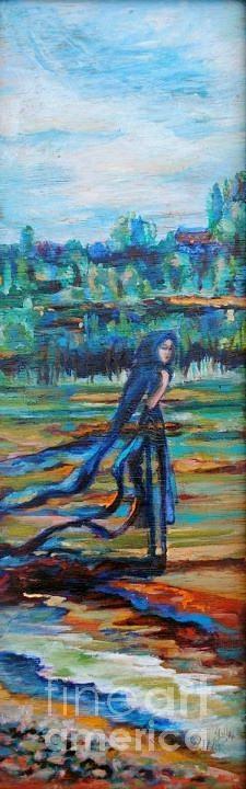 Ghost Painting - Chatham Spirit-sold by Mirinda Reynolds