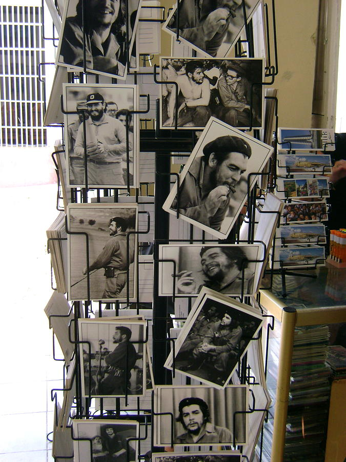 Che Guevara Photograph - Che For You?  by Laurel Fredericks