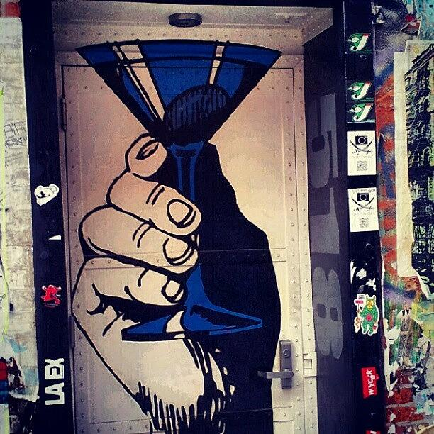 Newyorkcity Photograph - #cheers #salud #alcoholic #manhattan by Radiofreebronx Rox