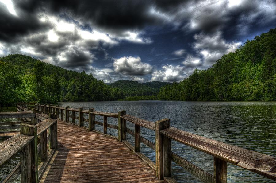 Cherokee Lake Photograph - Cherokee Lake by Greg and Chrystal Mimbs