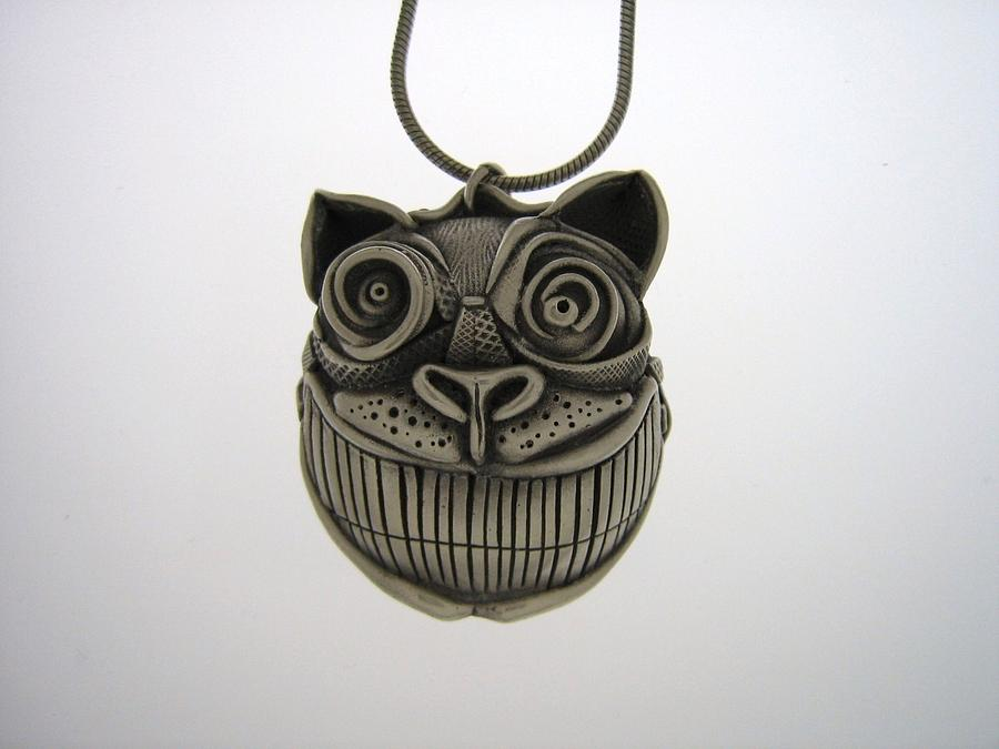 Cat Jewelry - Cheshire Cat  by Michael Marx