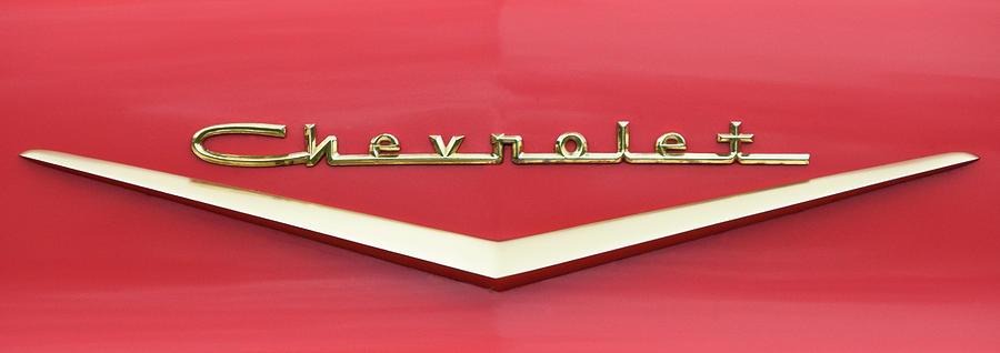 Chevrolet Emblem Guy Whiteley