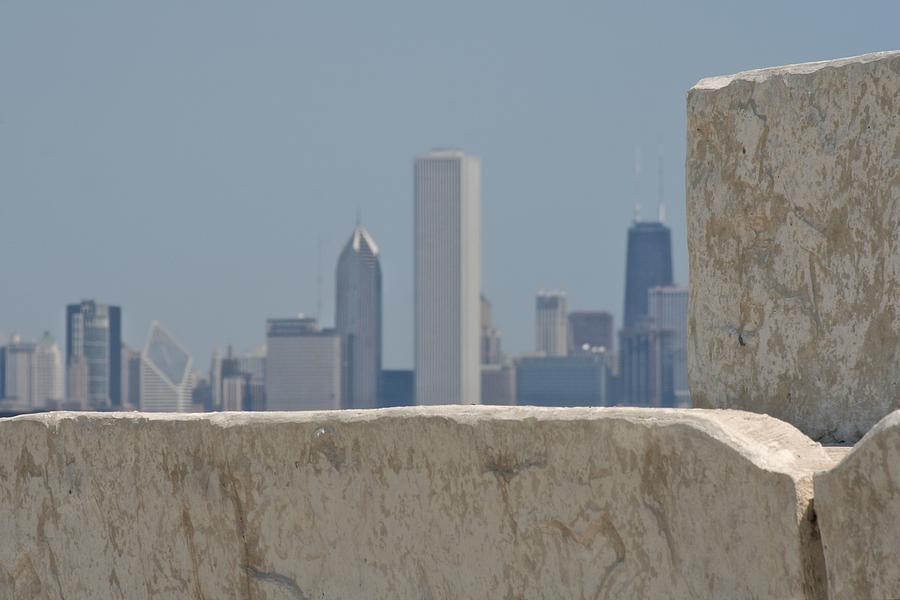 Chicago Photograph - Chicago by Odd Jeppesen
