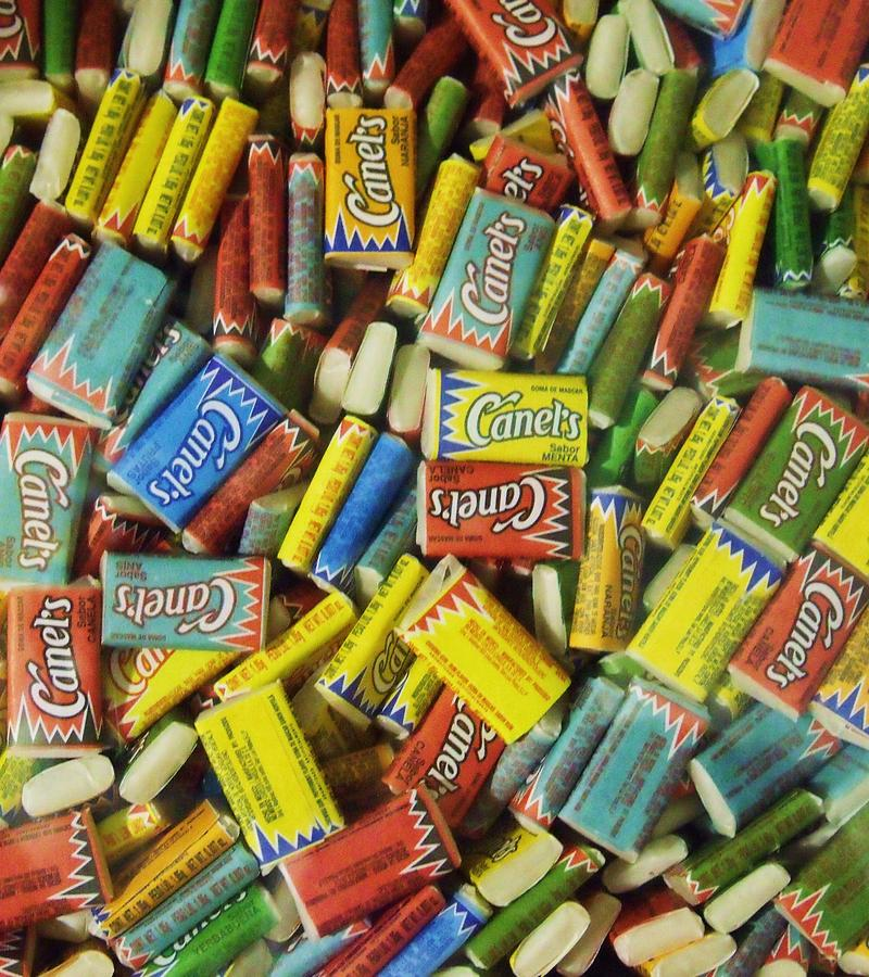 Chicle Photograph - Chicle by Anna Villarreal Garbis