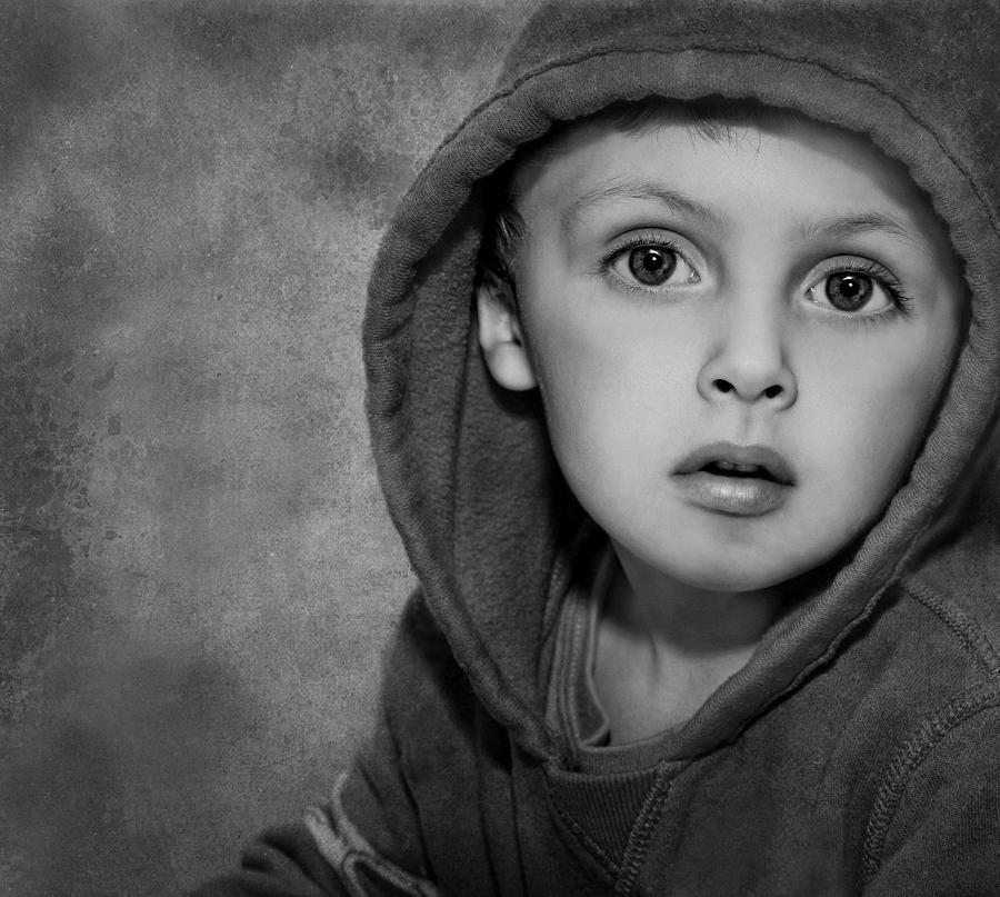 Children Photograph - Child Hood by Pat Abbott