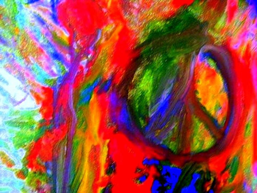 Children's Art Digital Art by Sue Rosen