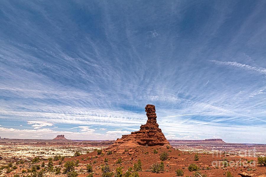 Landscape Photograph - Chimney Rock Mind Set by Scotts Scapes