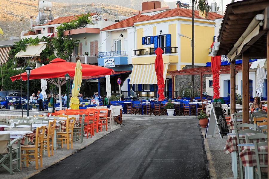 Agios Isidoros Photograph - Chios Greece 2 by Emmanuel Panagiotakis