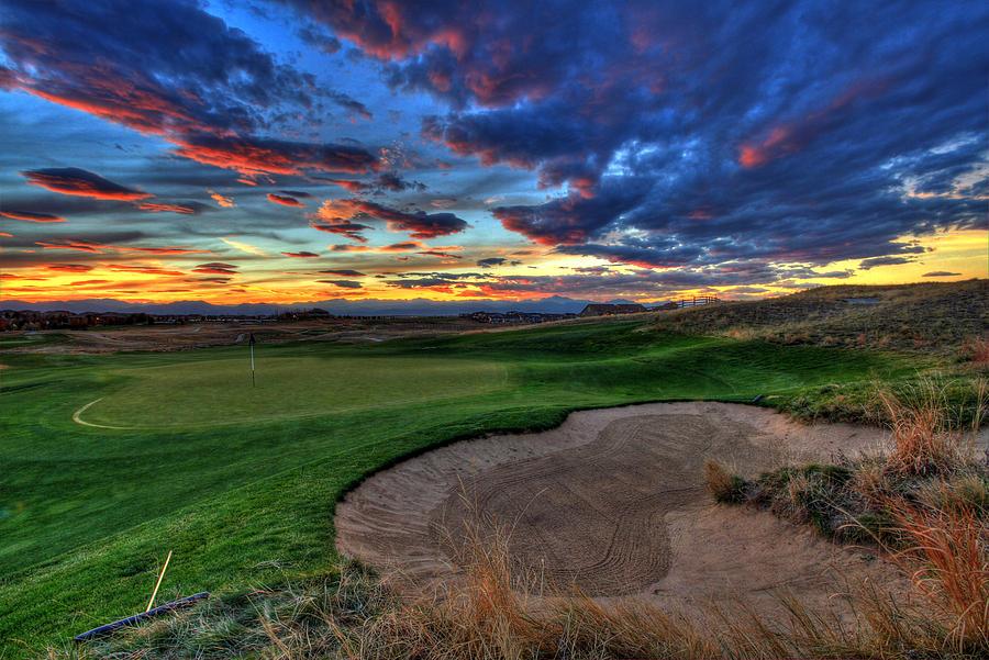 Colorado Photograph - Chip Shot by Scott Mahon