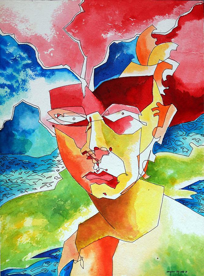 Chosen Painting - Chosen by Ayan  Ghoshal