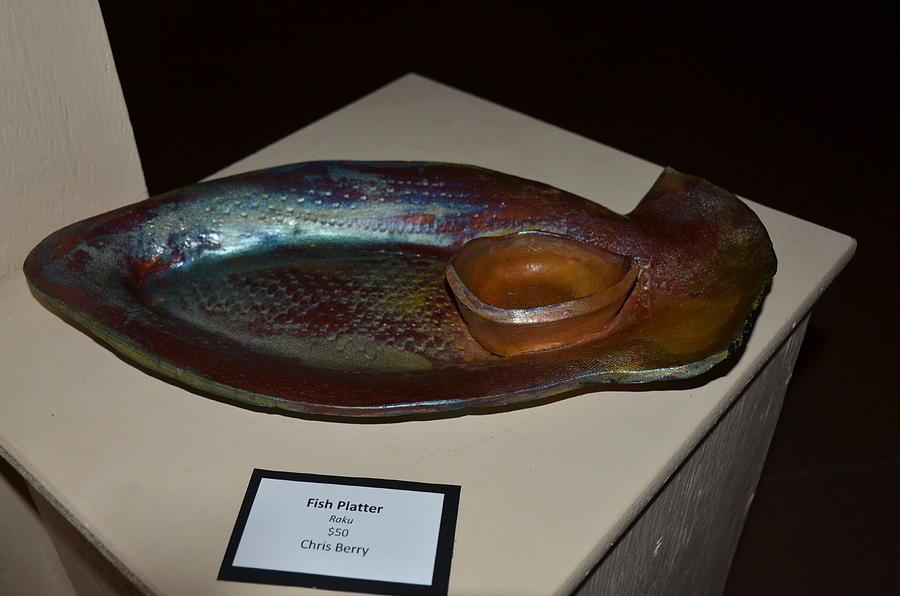 Chris Berry Ceramic Art by Chris Berry