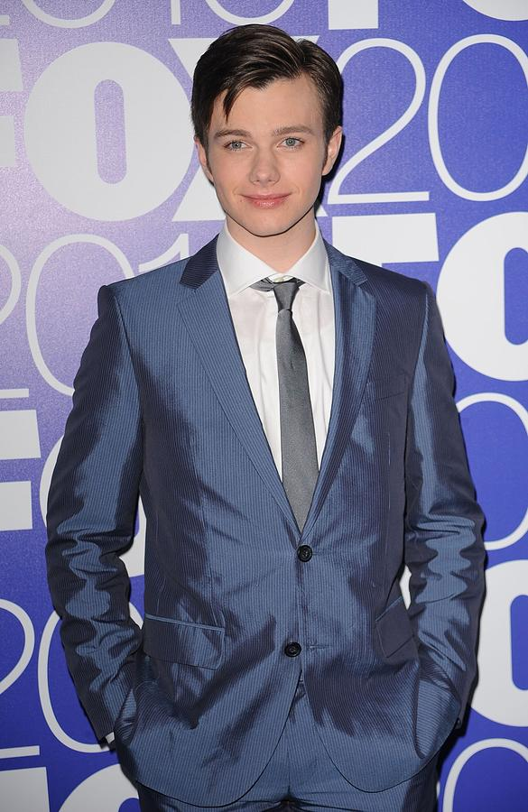 Chris Colfer Photograph - Chris Colfer In Attendance For Fox 2010 by Everett