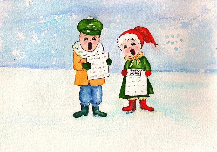 Usa Made Christmas Cards
