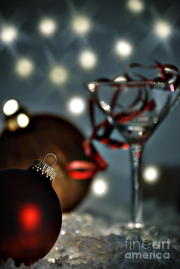 Christmas Photograph - Christmas Party by HD Connelly
