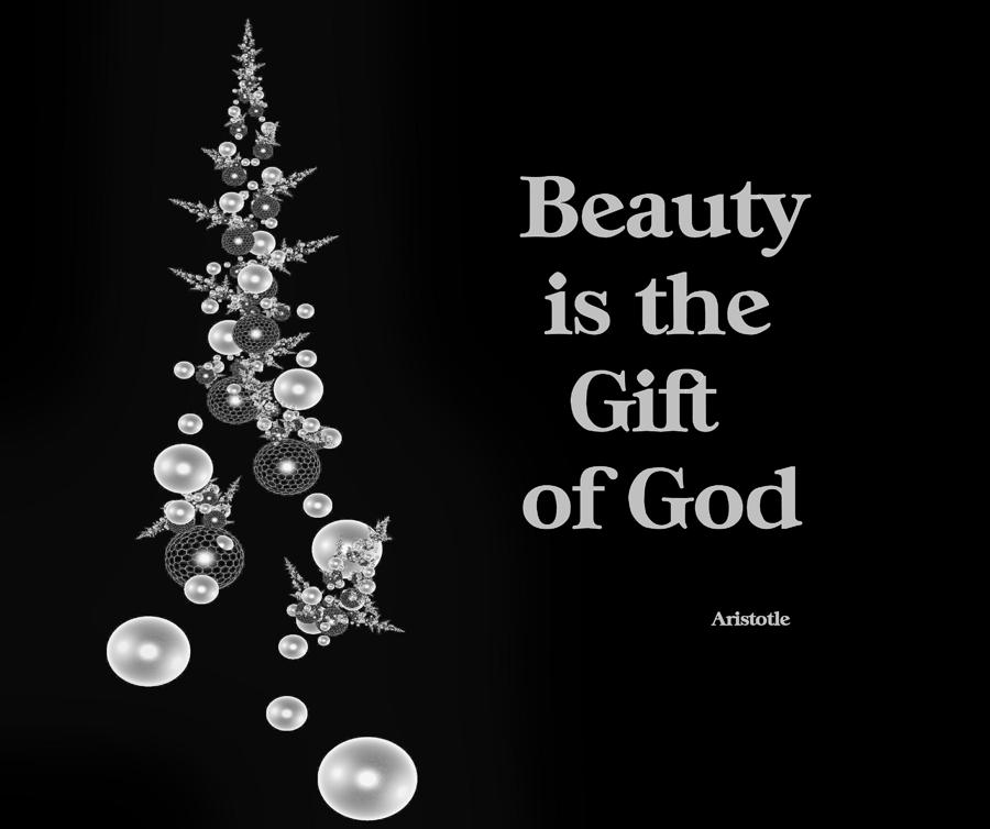 Christmas Tree Design Digital Art