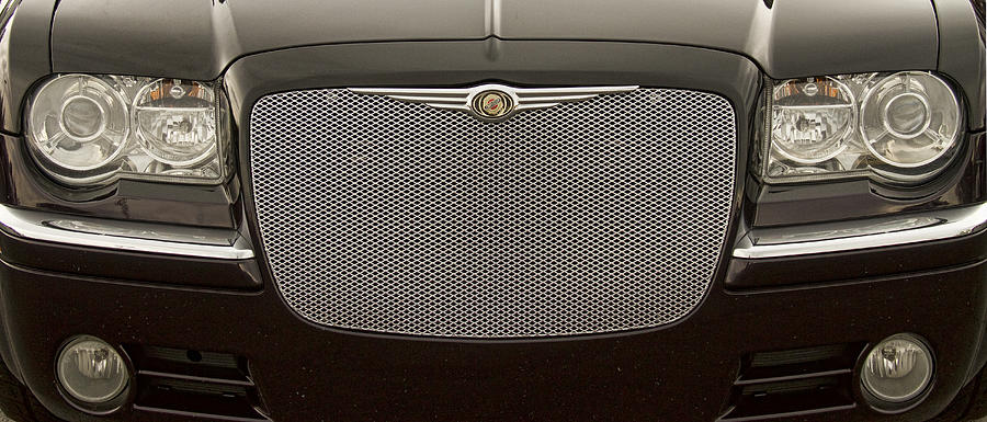 Car Photograph - Chrysler by James BO  Insogna