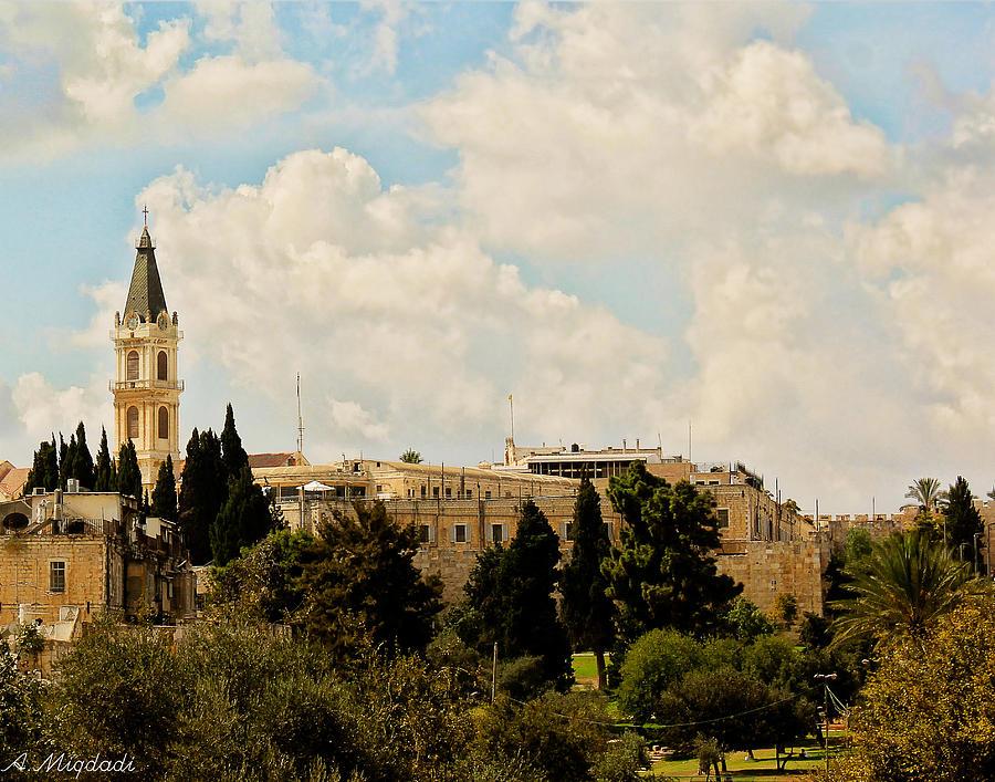 Church Photograph - Church by Amr Miqdadi
