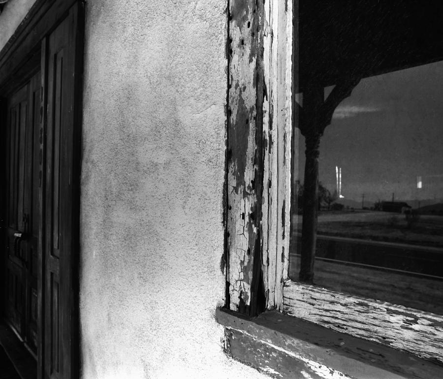 Church Window Photograph by Ashlee Meyer