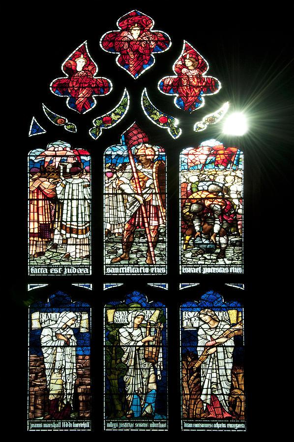 Abbey Photograph - Church Window I by Svetlana Sewell