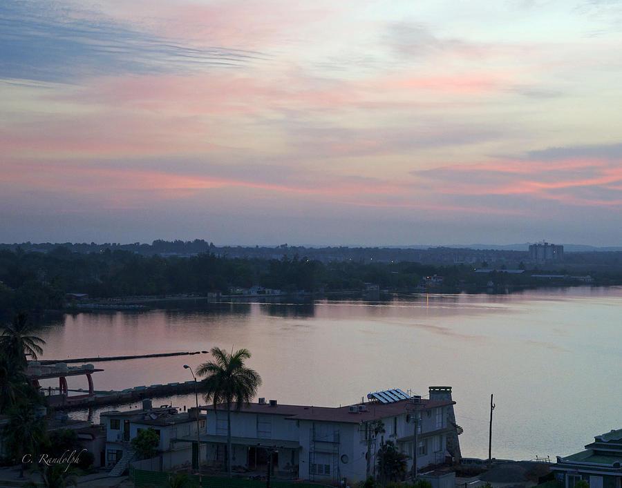 Dawn Photograph - Cienfuegos Awakening by Cheri Randolph