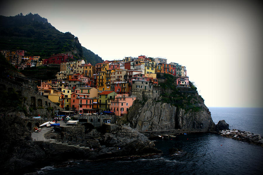 Landscape Photograph - Cinque Terre by Kevin Flynn