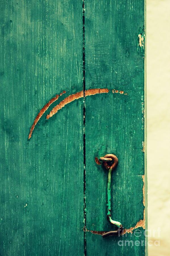 Lock Photograph - Circle Of Life by Vishakha Bhagat