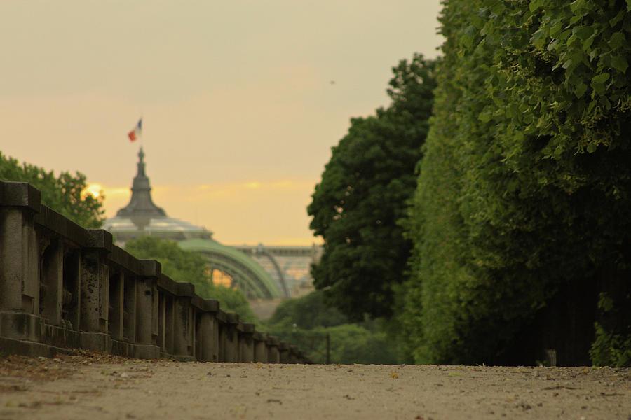 Horizontal Photograph - City Park by Hamys