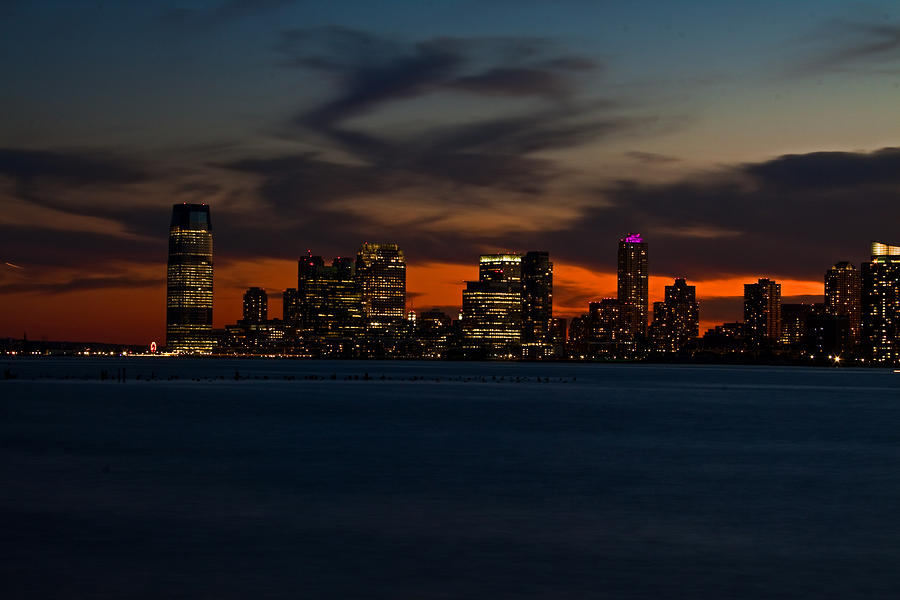 New York Photograph - City Skies by Michael Murphy