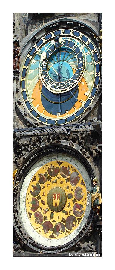 Prague Photograph - Citymarks Prague by Roberto Alamino