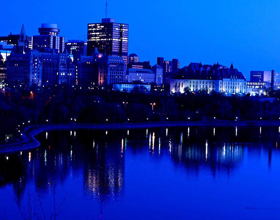 Cityscape Photograph - Cityscape by Andre Faubert