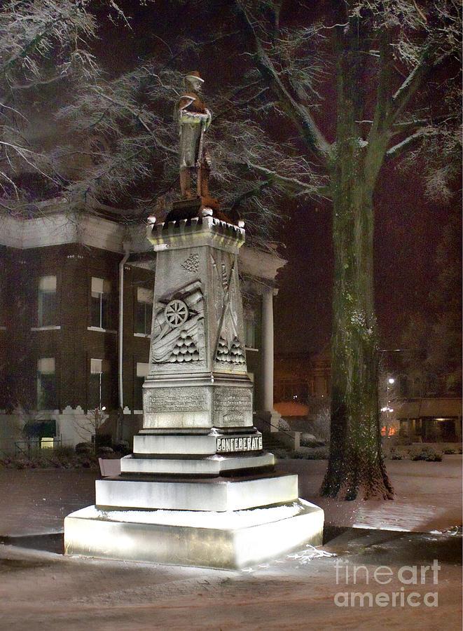 Civil Snow Photograph