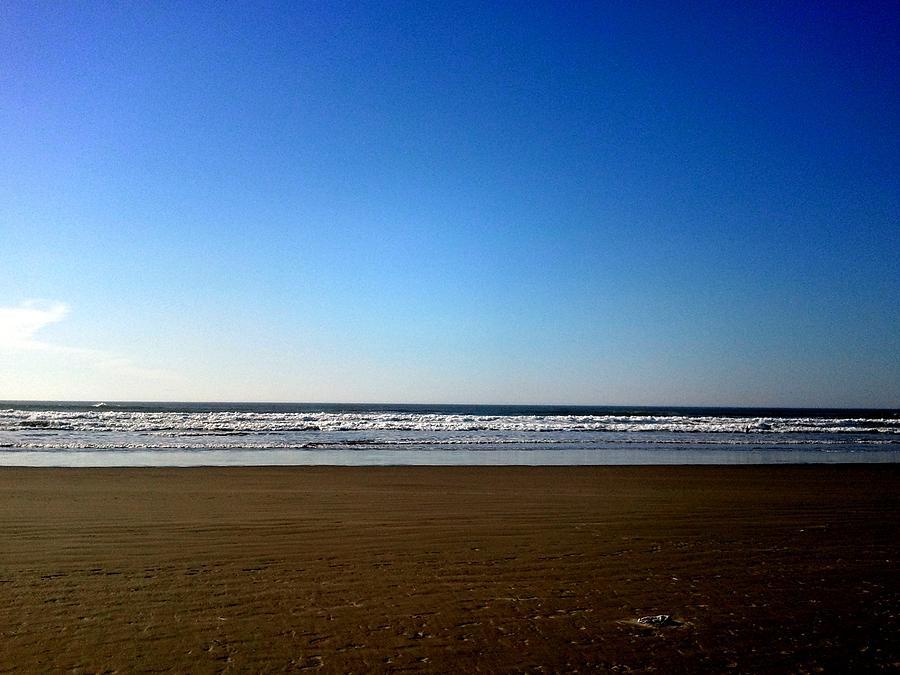 Beach Photograph - Classic Calm by J Von Ryan
