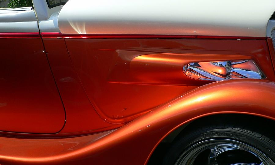 Classic Car Photograph - Classic Car by Jeff Lowe