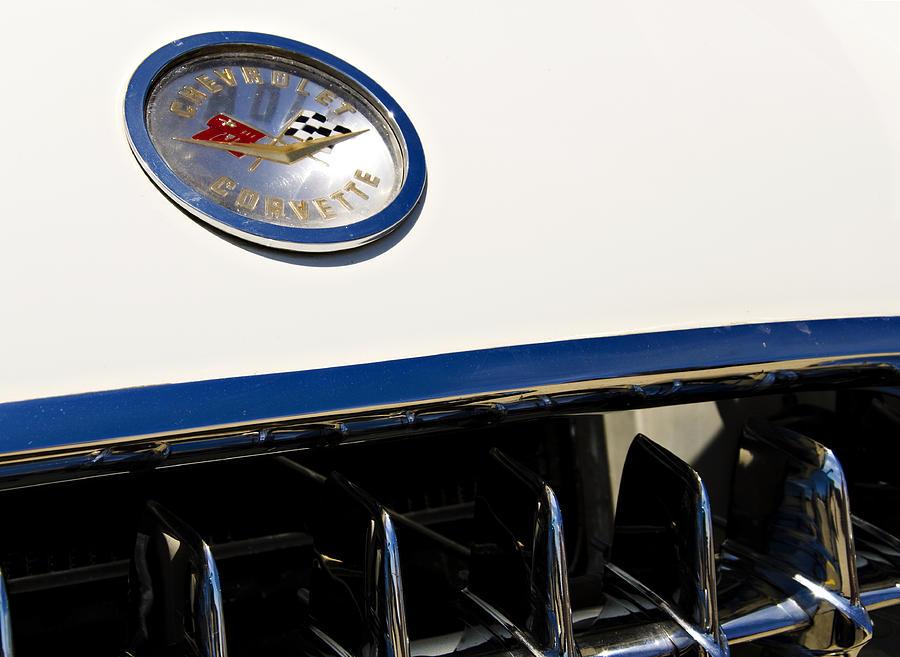 Classic Corvette Photograph