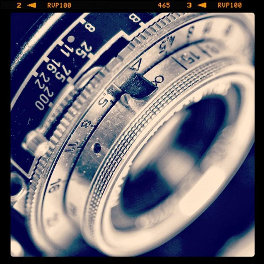 Classic Photograph - #classic #vintage #retro #lense #camera by Ritchie Garrod