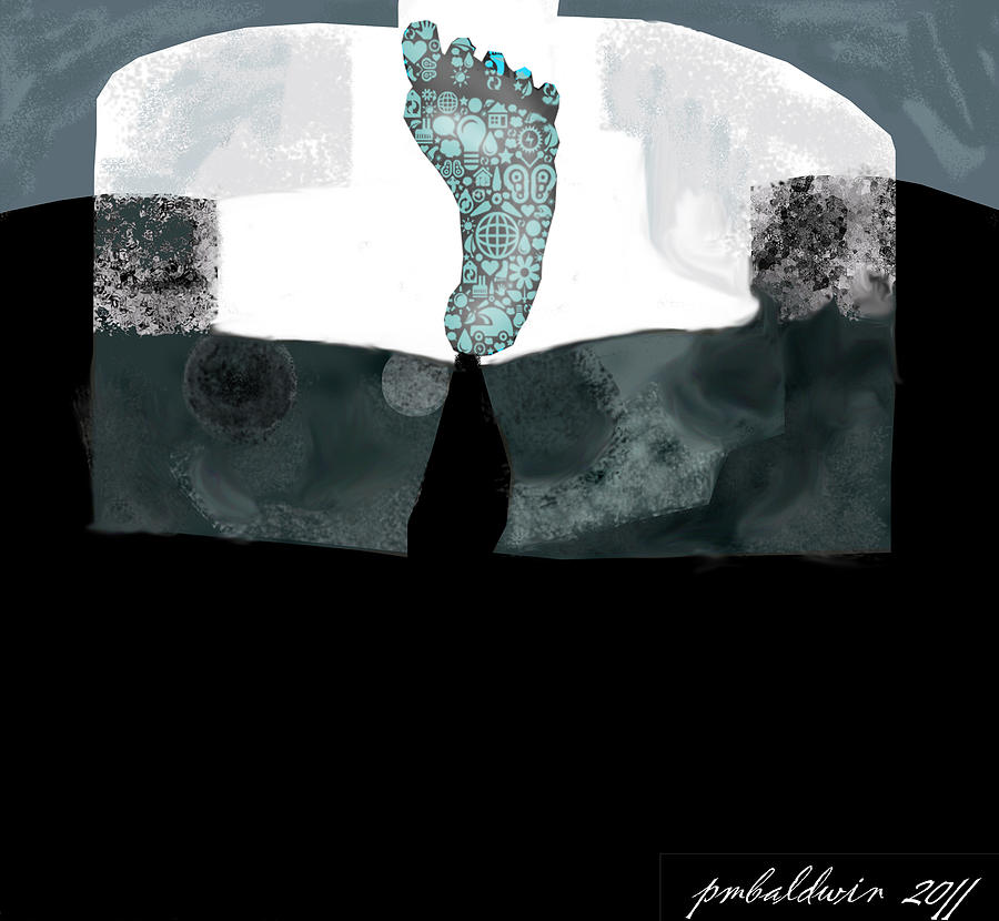 Digital Painting - Classify Your Circumstances by Patrice Baldwin