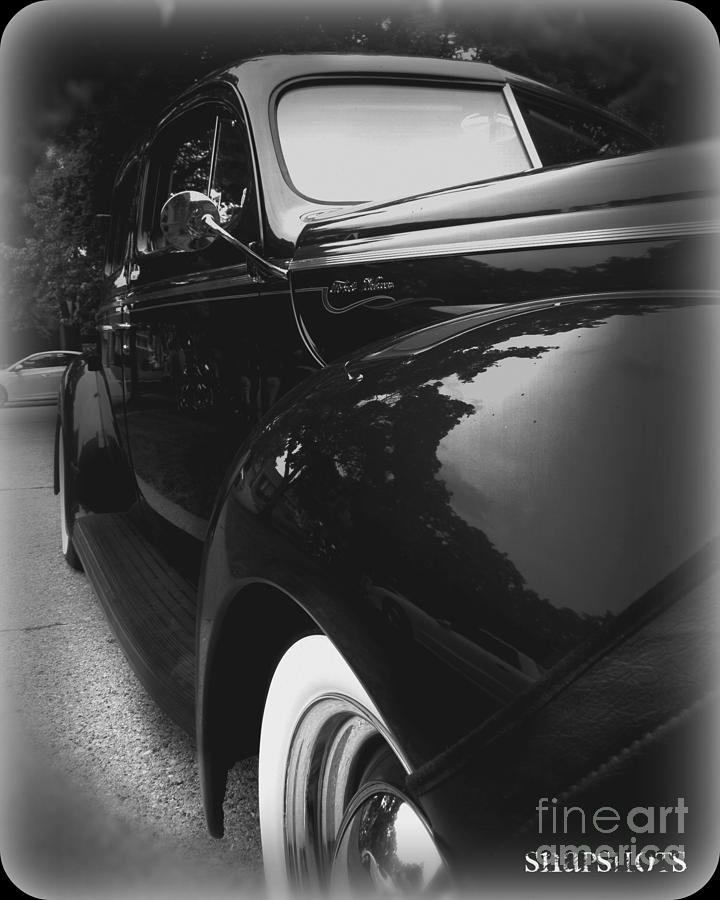 Classic Photograph - Classoc by Emily Kelley