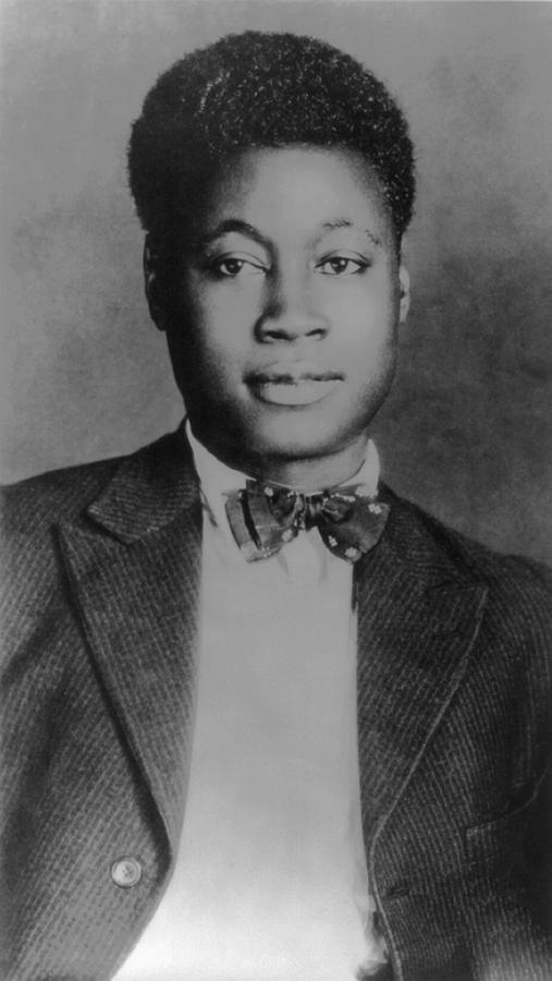 Claude Mckay 1889 1948 Jamaican Born Photograph By Everett