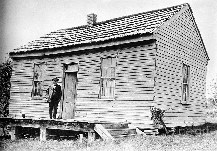 19th Century Photograph - Clemens: Birthplace by Granger