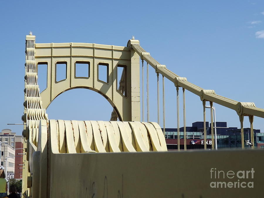 Roberto Photograph - Clemente Bridge by Chad Thompson