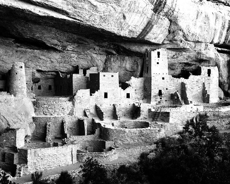 Landscape Photograph - Cliff Palace by John Wunderli