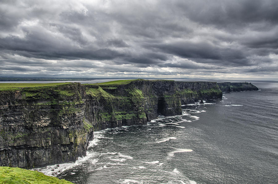 Cliffs Of Moher Photograph - Cliffs Of Moher by John Mee